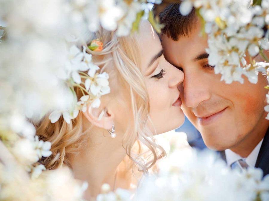 Il matrimonio romantico… il sogno da bambina di ogni futura sposa