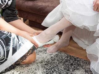 La scarpa, un accessorio fondamentale che deve essere in perfetta armonia con l'abito da sposa