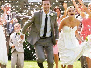 Un ricevimento per il giorno del matrimonio a buffet: perché no?