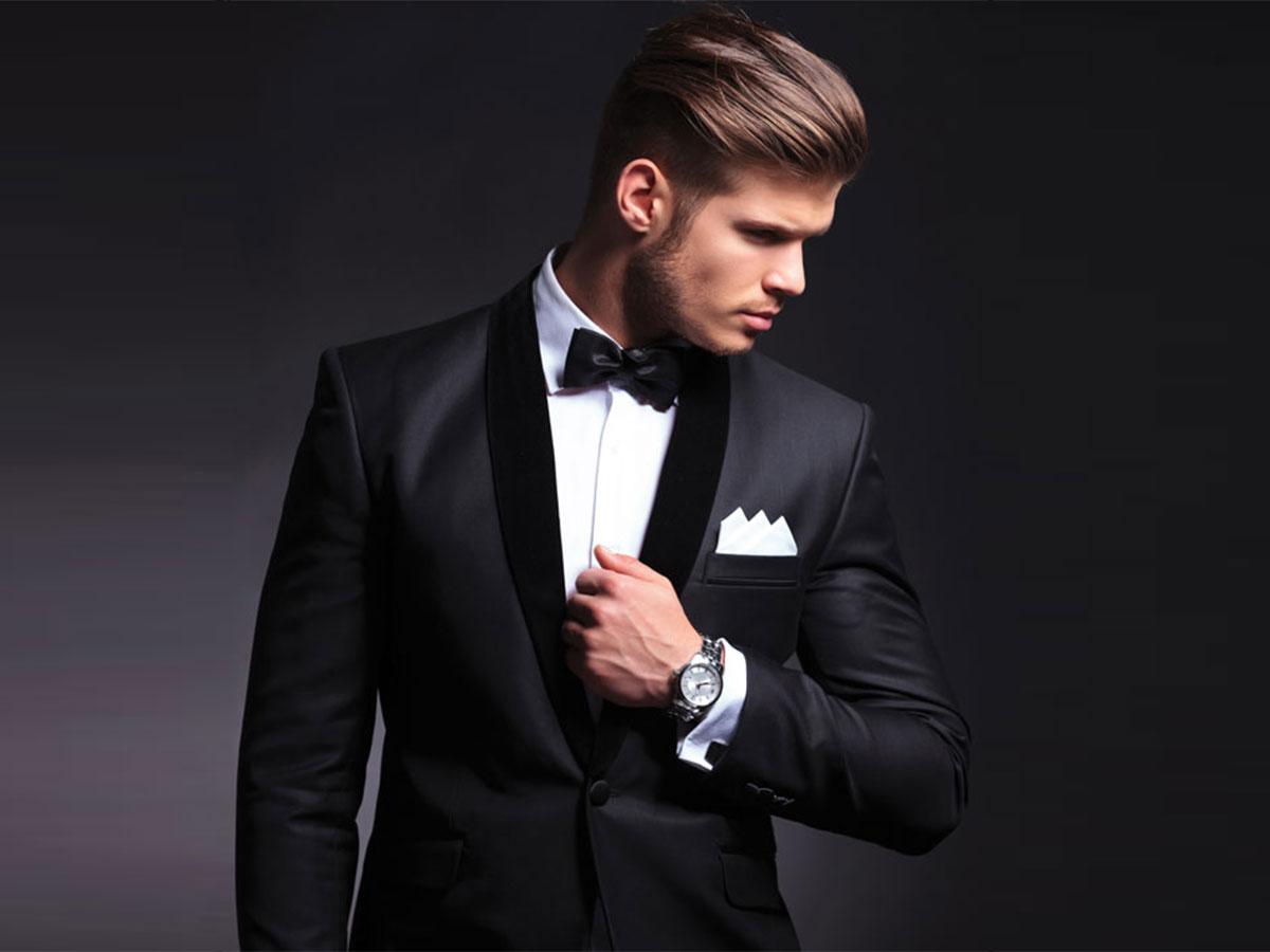Abbigliamento uomo elegante roma