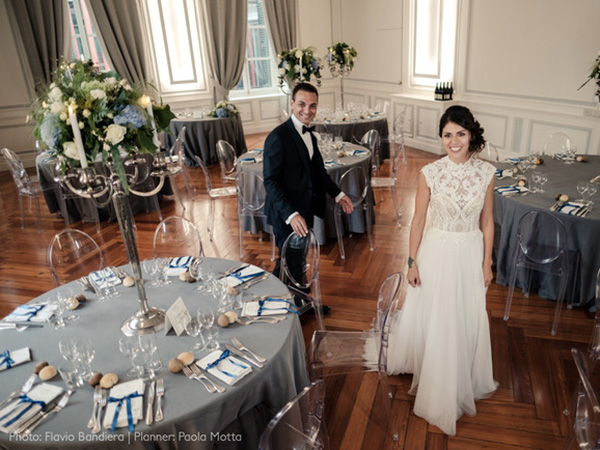 Paola Motta - Wedding planner