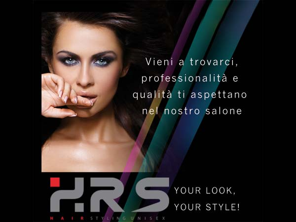 HRS Hair Styling Unisex