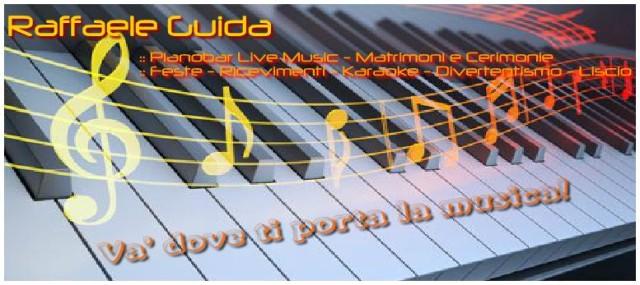 R.G. Pianobar Live Music