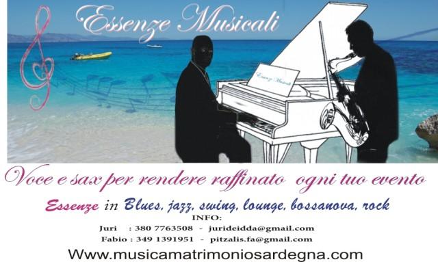 Musica matrimonio - Essenze Musicali