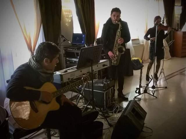 Nicola Neto Pianobar Live