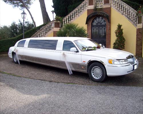 Le Auto Per Cerimonie di Elio Pavia