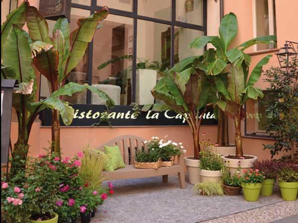 La Capriata