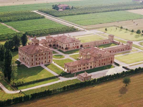 Villa Cavazza alla Corte della Quadra