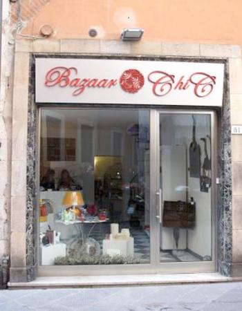 Bazaarchic - negozio articoli da regalo importanti