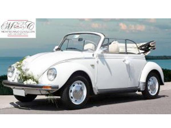 Montecarlo class auto d\'epoca per matrimoni