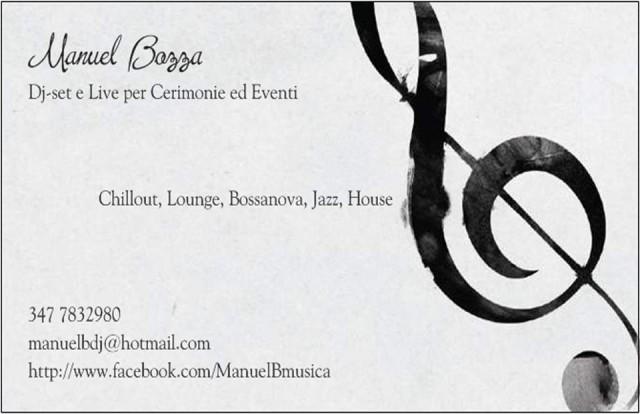 Manuel B. - Musica per matrimoni, cerimonie, eventi