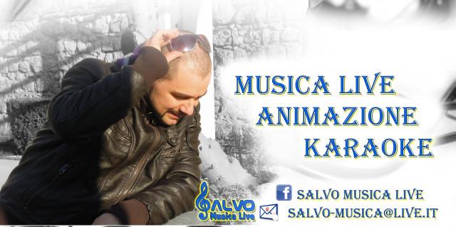 Salvo Musica Live