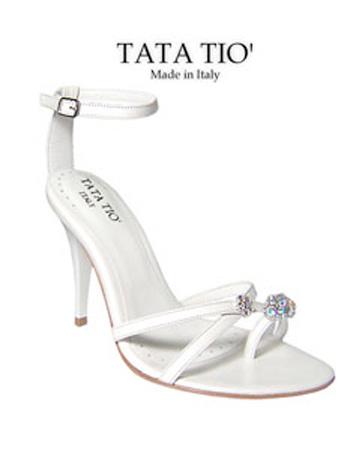 Tata tio\' - abiti da sposa e cerimonia e produzione sandali