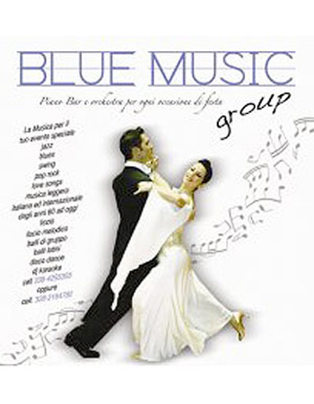 Blue music group