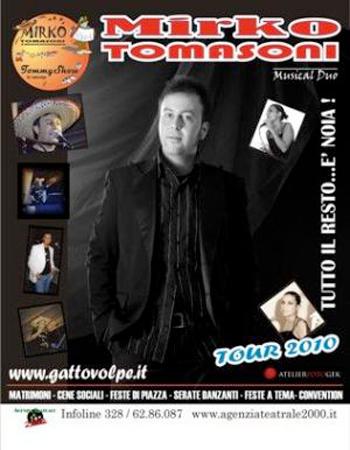 Mirko Tomasoni Music Show