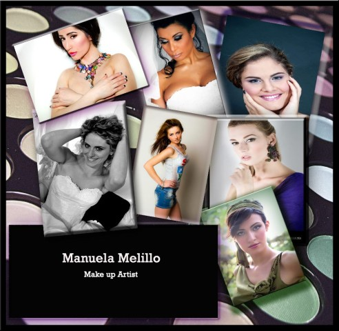 Manuela Melillo Make up artist