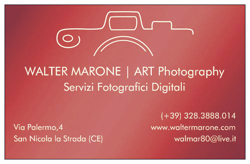 Walter Marone - ART Photography