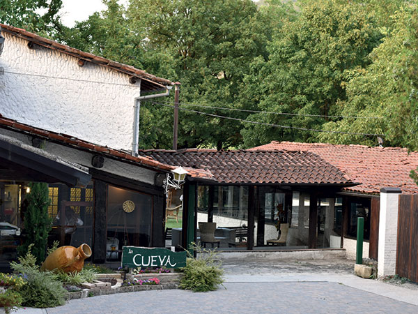 Ristorante Ranch La Cueva