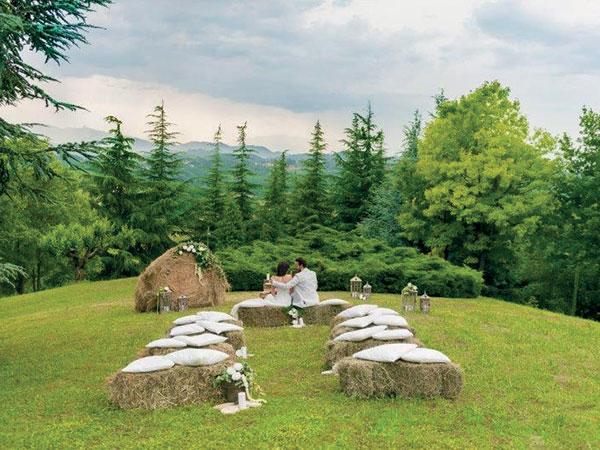 Matrimonio Toscana Inverno : Tenuta san michele di moncucco per il ricevimento