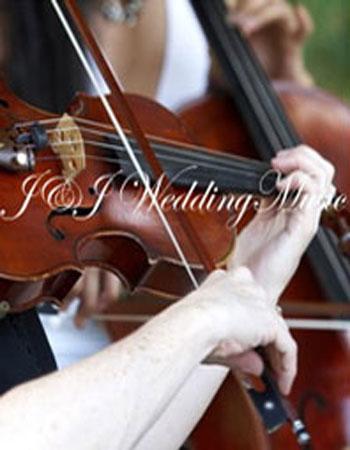 J&j wedding music agency