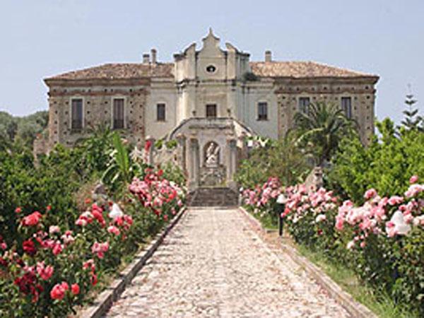 Villa caristo, dimora storica, location eventi in calabria
