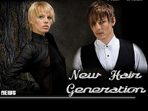 New hair generation