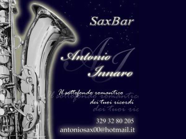 Sax bar feste e cerimonia