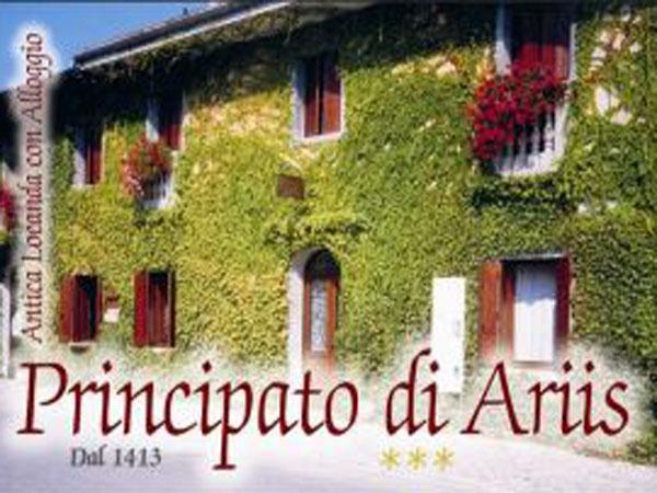 Ristorante hotel principato di Ariis