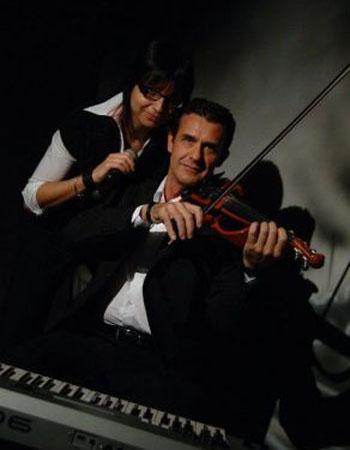 Duo musicale barbara e massimo