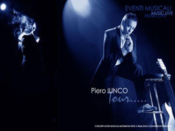 Piero Iunco - live music - showman - dj
