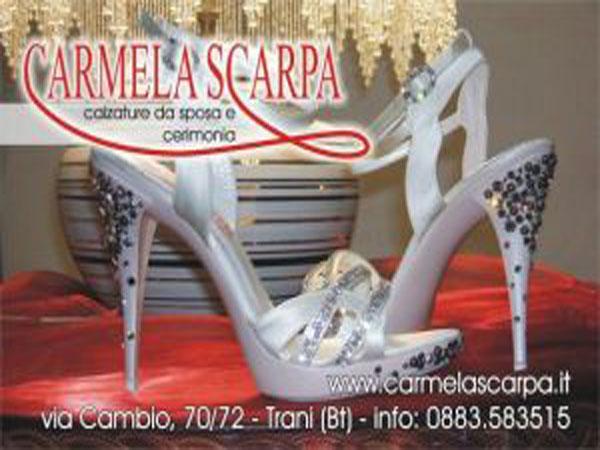 Scarpe Sposa Trani.Carmela Scarpa Calzature Da Sposa E Cerimonia Su Misura Look E