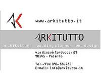 Arkitutto: architettura wedding planner web design