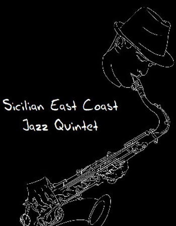 Band sicilian east coast jazz quintet
