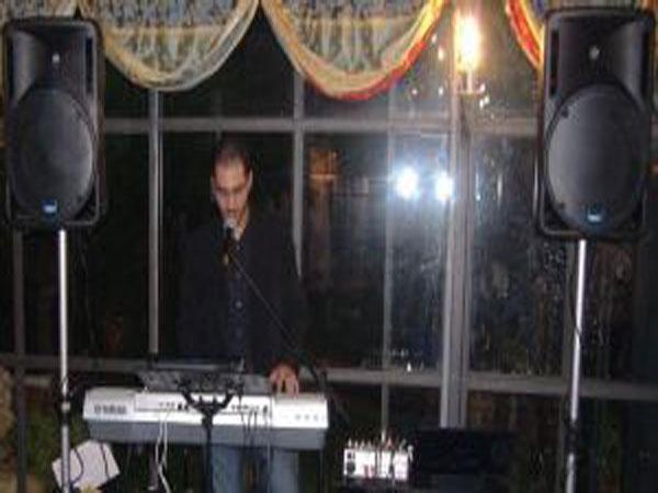 Mat cantante & sassofonista