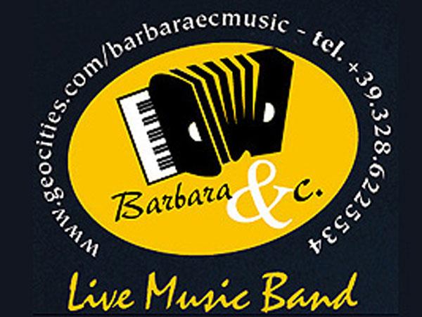 Barbara e c. musica dal vivo