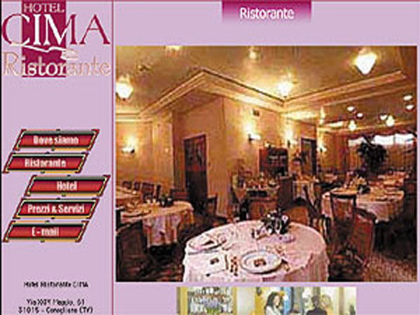 Hotel Cima Ristorante & Spritz Bar