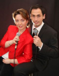 ' .  addslashes(Silvia & luca show) . '