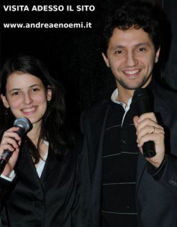 Andrea e Noemi - Duo musicale