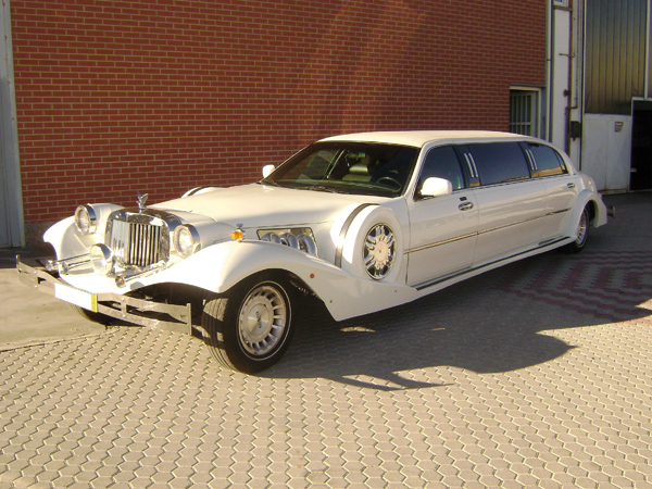 Deluxe car - by tramac group