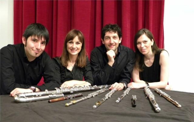 Mantva Flute Quartet