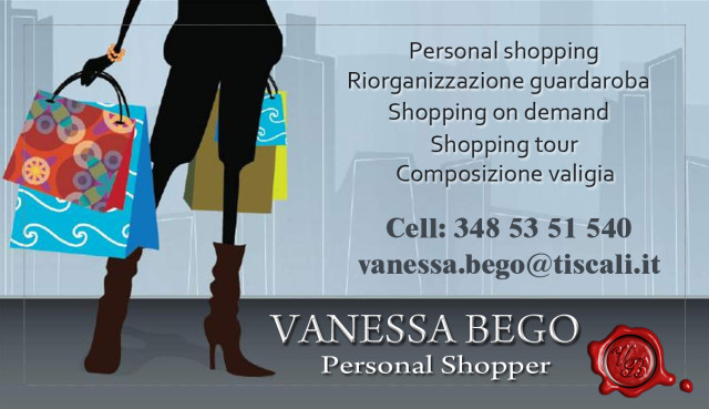 Vanessa Bego Personal Shopper