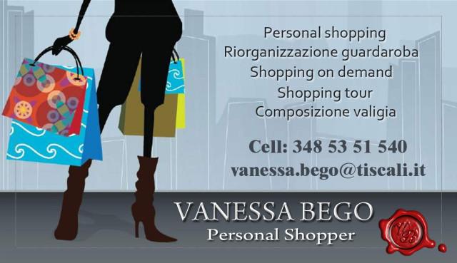 Vanessa Bego Personal Shopper