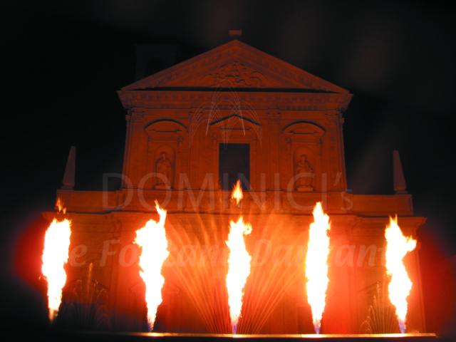Dominici\'s Fontane Danzanti