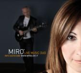 Mirò Live Music Duo