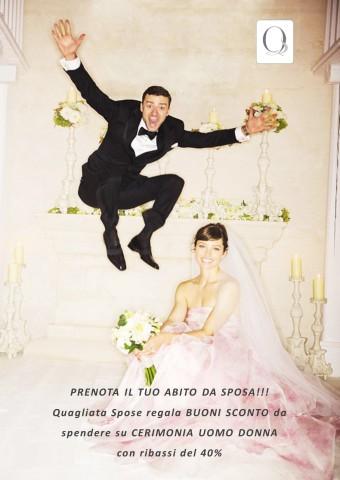 Quagliata Sposa & Cerimonia