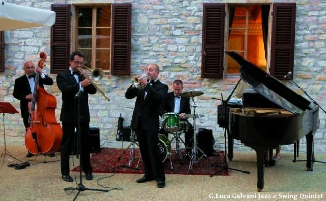 G. Luca Galvani jazz & swing band