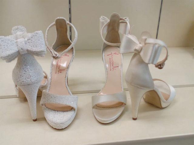 Scarpe Sposa Torino.Riondato Collection Look E Abbigliamento Scarpe Sposa Torino