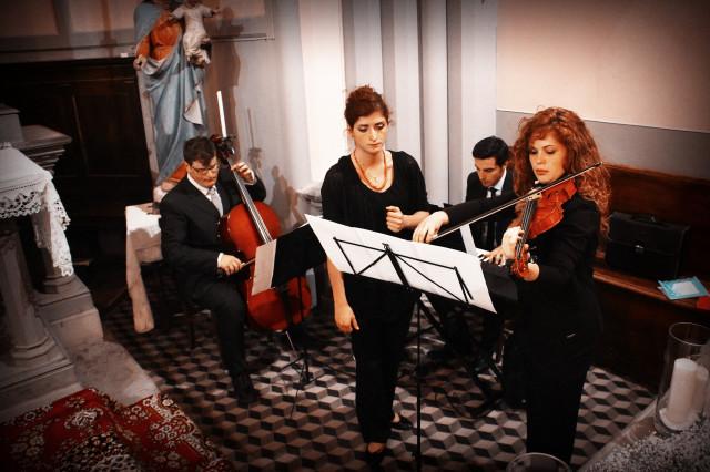 The Quartet - Musica per Eventi