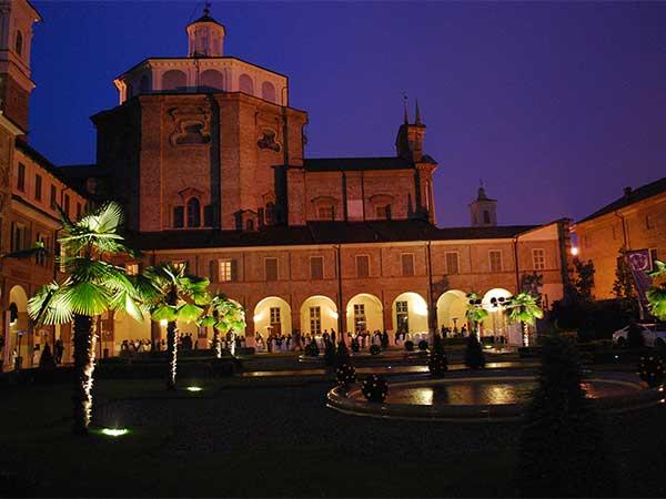 Ristorante Il Teatro del Monastero di Cherasco