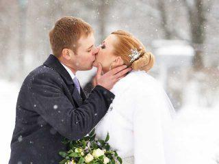 Sposarsi fuori stagione: un'opportunità che può dare molti vantaggi